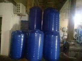 Tanks for storage water