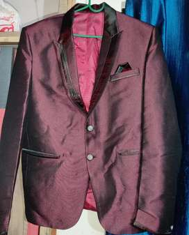 Ethenic wear Maroon color Blazer