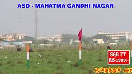 CMDA PLOT NEAR NANDAMBAKKAM @KUNDRATHUR PRICE ONLY 1999/- PER SQFT