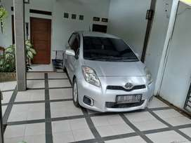 Toyota Yaris J Automatic face lift, 2012, angsuran 2.715.000
