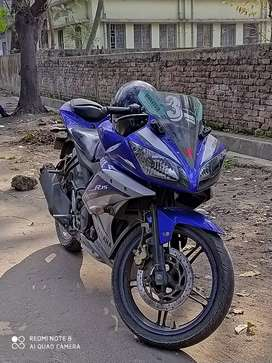 YZF R15V2 only 20000 kms