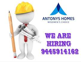 WANTED CIVIL SITE ENGINEERS FOR CONSTRUCTION FIRM