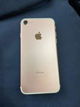 Iphone 7 32gb rose gold PTA Approved