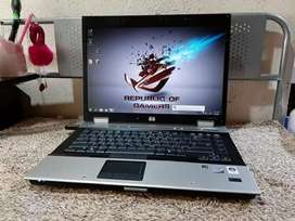Hp Elitebook 8530W // Core2Duo 4Gb 160Gb-No Minus