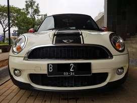 Mini Cooper S Turbo Limited 1.6 AT 2009,Solusi Tuntas Tampil Beda