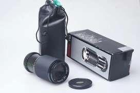 Auto Revuenon-Zoom 80-200mm f/4.5 MC Mount PK New Old Stock