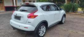 JUKE RX 1.5 Red Interior Matic Th 2013 Simpanan, Siap Pakai
