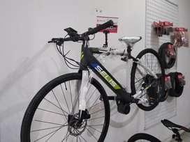 Roadbike elektrik type tornado by selis
