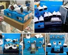 Kamera cctv kualitas terbaik gratis pemasangan Cisolok area