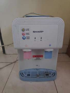 Dispenser SHARP Hot and Cold