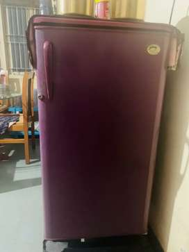 Godrej fridge 165L in very good condition.