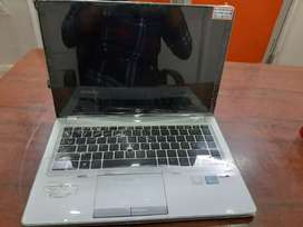 HP old branded laptop of i5 is available