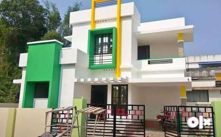 3 bhk 1250 sqft 3 cent new build at edapally varapuzha near koonammav 0