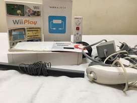 Nintendo wii Next to new condition with game