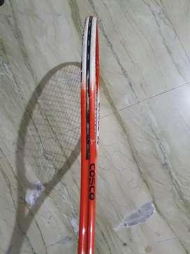 Lawn tennis racquet