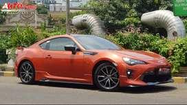 Toyota New FT86 Facelift 2016 Orange TRD Sportivo Aeropackage Mulus!!!