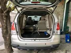 Toyota Kijang Innova / Inova G Luxury Manual Tahun 2010