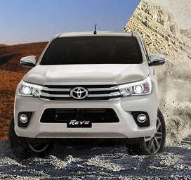 Toyota Hilux Revo V 2.8 on easuy installment in karachi