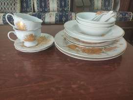 Incomplete China Tea Set (Very Cheap)