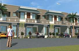 3bhk duplex villa in puda approved colony on loharka road