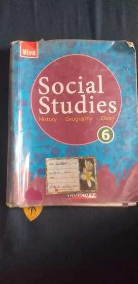 Viva social studies book class 6 free India political map