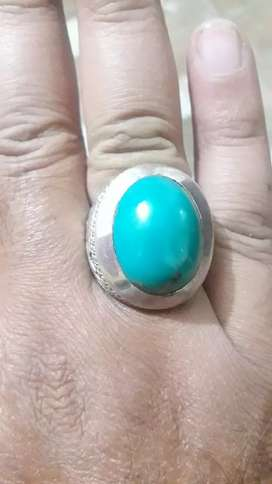 Irani Hussani Top Quality Stone or Top Quality Handmade Heavy Ring