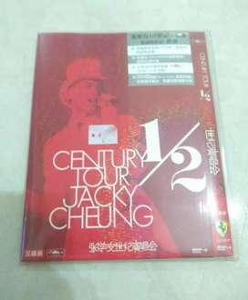 DVD player ori Century Tour Jacky Cheung , 3 disc Mandarin.