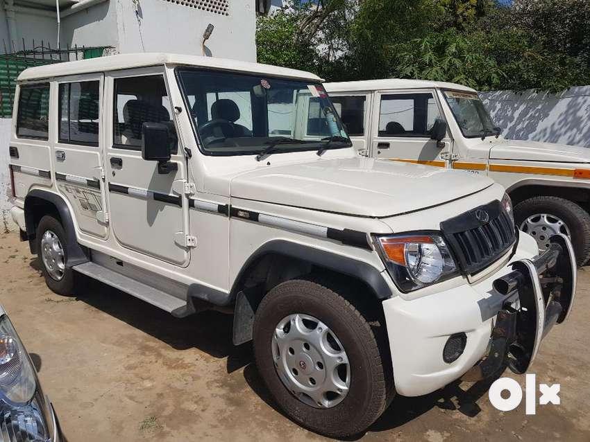 Mahindra Bolero SLX BS IV, 2012, Diesel 0