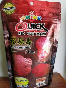 OKIKO Quick Red