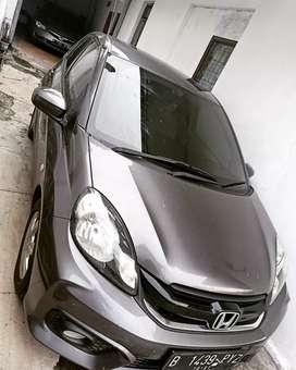 Bismillah Jual Cepat Honda Brio Facelift E Satya Manual kilometer 19k