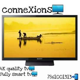 DIWALI SUPER DHAMAKA : Brand-New 42 inch Smart Android led TV