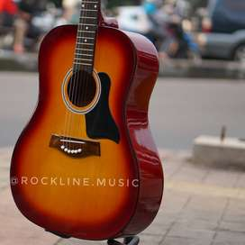 Gitar Akustik original Ngencring