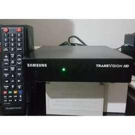 Berlangganan parabola resmi hanya Transvision HD pilihan paket nomat