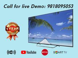 """(NEW) 55"""" Smart Android Led Tv"""