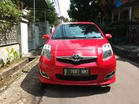Toyota Yaris 1.5 S M/T 2011 Merah