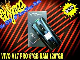 TRYME VIVO V17 PRO Full Kit Box Brand New Conditions So Dont Miss It