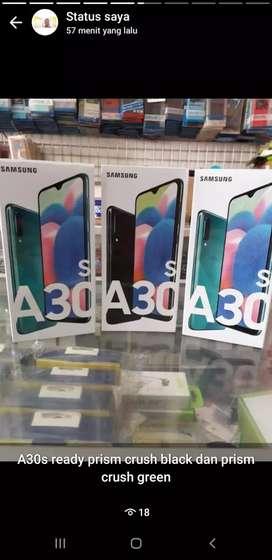 Samsung a30s murah garansi resmi 1 tahun