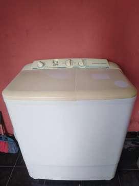 Mesin cuci sanyo kap 8kg