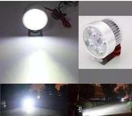 Lampu tembak bulat 12V universal