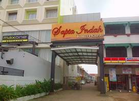 Di sewakan rumah di Sapta Indah Town Houses PTC Mall Palembang