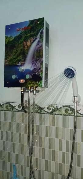 Water Heater _Hot water_unit baru