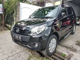 Daihatsu terios X mt manual 2016 segeer