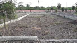 Bunglow Plot in Theur| Easy to approach every corner to city from site