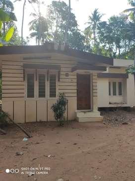 Three bedroom house for rent at Umayanalloor