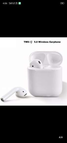 17 TWS with charging case for android and ios