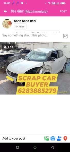 Raju SCrapp Accidentally Rusted SCRAPP VEHICLE BUYERS