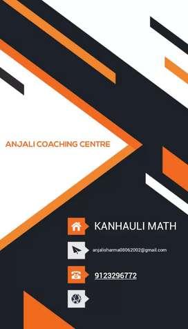 Anjali coaching centre