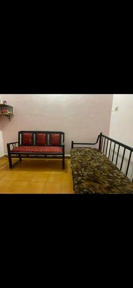 1 bhk room available for rent with 24 hours water supply