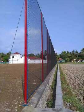 Jaring futsal voli