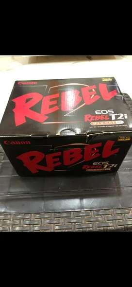 Canon t2i rebel